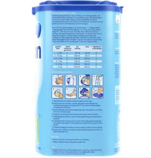 Nutrilon 诺优能 婴幼儿配方奶粉 1段  850g*罐(0-6月)荷兰进口