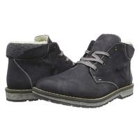 Rieker 39211 男士及踝靴