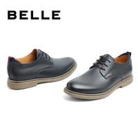 BeLLE 百丽 B3HA2AM9 休闲皮鞋