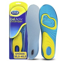 Scholl GelActiv 男/女款每日鞋垫
