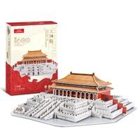 CubicFun 乐立方 紫禁城600周年 太和殿