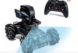 BRAVOKIDS 爆风主义遥控互动机甲 X1