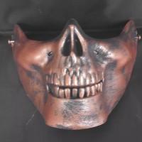 DRAGON MOMOKO 龙桃子 骷髅头面具
