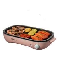 Bear 小熊 DKL-D12M6 多功能电烧烤炉料理锅烤肉机
