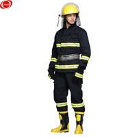 谋福 CNMF消防员防护服 14款3C消防战斗服 消防员灭火装备185