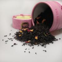 京东PLUS会员:URUWALA TEA 伯爵风味锡兰红茶 FBOP级细嫩红茶+佛手柑片+矢车菊 100g