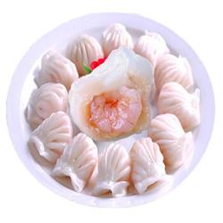 恋食记  广式水晶虾饺皇 1000g *2件