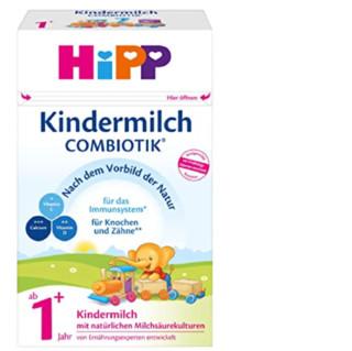 HiPP 喜宝 益生元系列 幼儿配方奶粉 1+段 600*4盒(1-2岁)德国版
