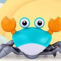 杞沐 宝宝洗澡玩具 戏水螃蟹