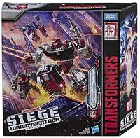 Transformers 变形金刚 玩具 塞伯坦之战 Deluxe Wfc-S26 汽车人阿尔法反击小队