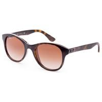 超值黑五、银联爆品日:RAY-BAN Fashion RB4203-710-1351 女士墨镜