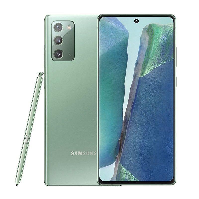百亿补贴 : SAMSUNG 三星 Galaxy Note20 5G智能手机 8GB+256GB