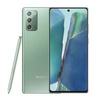 百亿补贴:SAMSUNG 三星 Galaxy Note20 5G智能手机 8GB+256GB