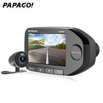 PAPAGO 趴趴狗 GoSafe 365D 行车记录仪 双镜头