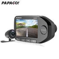 京东PLUS会员:PAPAGO 趴趴狗 GoSafe 365D 行车记录仪 双镜头