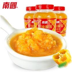 Nanguo 南国 黄灯笼辣椒酱 135g*3瓶
