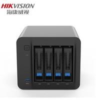 HIKVISION 海康威视 H304企业网盘 Nas网络存储服务器 专业版