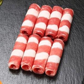 羊倌叔叔 雪花肥牛卷 500g*3份+羊杂 400g(低至23.7元/份,另有谷饲原切肥牛卷可选) +凑单品