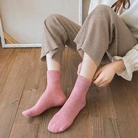 YUZHAOLIN 俞兆林 9-28 女士中筒袜子 10双装