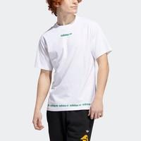 10日0点:adidas 阿迪达斯 三叶草 LINEAR REPEAT GD2113 男士运动T恤