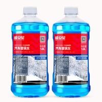 TUHU 途虎 途安星 -25℃ 汽车玻璃水 1.8L*2桶