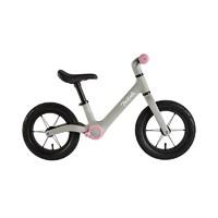 柒小佰儿童平衡车2-3-6岁宝宝自行车无脚踏滑行竞技滑步车小孩单车A1 充气轮