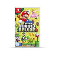任天堂 Nintendo Switch 国行新 超级马力欧兄弟U 豪华版 实体卡