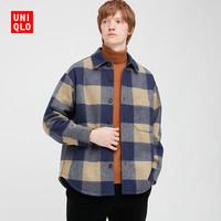 UNIQLO 优衣库 428994 衬衫式茄克