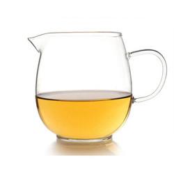 艾芳贝儿茶具高硼硅耐热玻璃公杯 公道杯 匀杯 分茶器 茶海 大号贵妃公杯C-85-4-1 *2件
