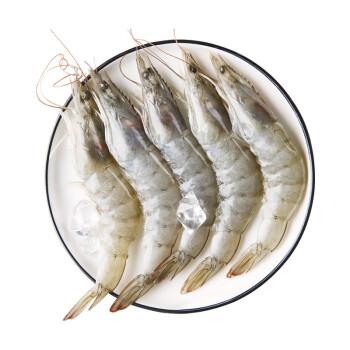 达亿品 国产白虾 净重500g *4件 +凑单品