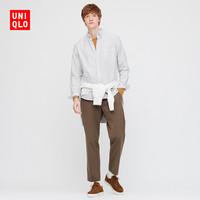 UNIQLO 优衣库 430914 男款条纹衬衫