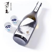 千代龟 苍流纯米 米酒 720ml *2件