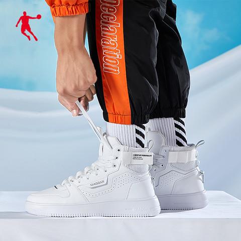 2020冬季乔丹男鞋高帮板鞋AJ运动鞋