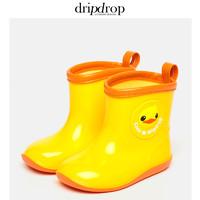 dripdrop 儿童防水雨靴