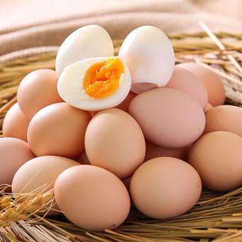 芮瑞 农家土鸡蛋 45g*10枚