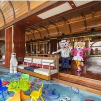 珠海长隆横琴湾酒店 度假园景房1晚(含海洋王国两日票)