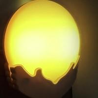 且末 LED节能开关小夜灯 手球黄光 1个装