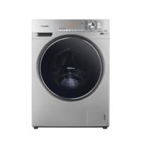 Panasonic 松下 罗密欧系列 XQG100-E1558 变频滚筒洗衣机 10kg 银色