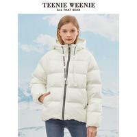 Teenie Weenie TTJD98903N 短款羽绒服