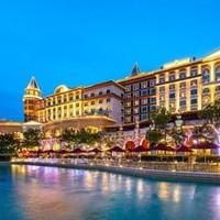 珠海长隆马戏酒店 杂技房1晚(含双人海洋王国2日票)