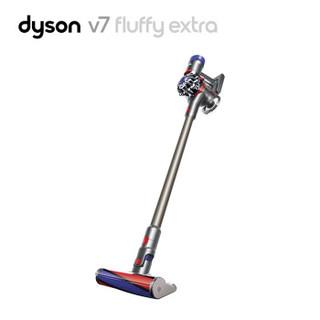 戴森(Dyson) 吸尘器V7 Fluffy Extra手持吸尘器家用除螨宠物家庭适用【京品家电 官方正品】