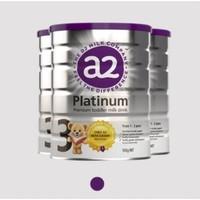a2 艾尔 白金版 婴幼儿配方奶粉 3段 900g*3罐