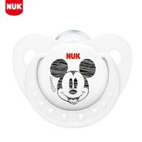 NUK 婴儿迪士尼米奇防胀气硅胶奶嘴 带防尘盖