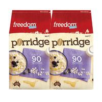 freedom 澳菲顿 纯燕麦片 1kg*2袋