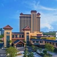 广州长隆香江酒店 大象房1晚(含3人长隆野生动物世界2日票)