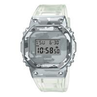 CASIO 卡西欧 G-SHOCK See-thru透明迷彩系列 GM-5600SCM-1 男士电子手表