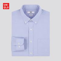 UNIQLO 优衣库 432162 男士衬衫长袖
