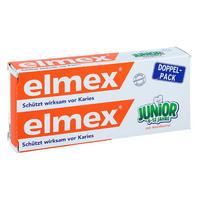 银联返现购:Elmex 儿童防龋齿牙膏 6-12岁 75ml *2