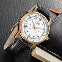 CITIZEN 西铁城 AO9003-08E 男士时装腕表