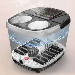鼎泰 全自动加热足浴盆 四键智能按键(含熏蒸盖)